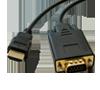 Cable HDMI-VGA