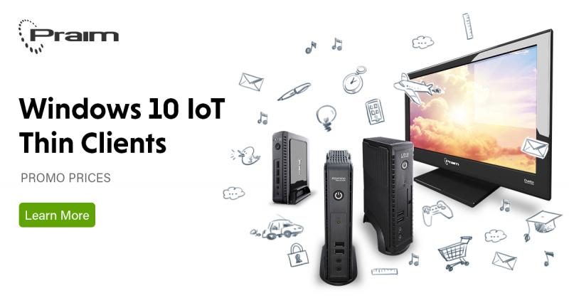 Windows IoT promo