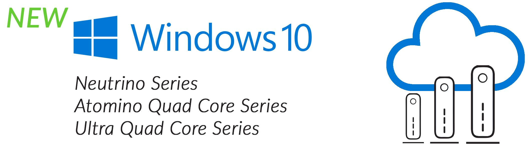 PROMO Windows 10 IoT for Thin Clients – Praim