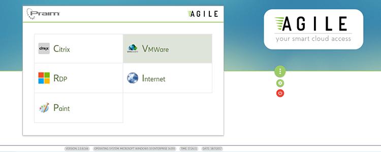 agile interface