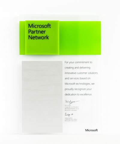 windows partnership