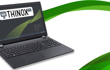 Quickly and Easily Provision Mobile Laptop Thin Clients