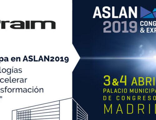 Congreso ASLAN2019