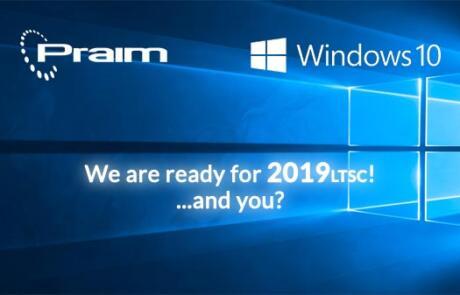 Nuovo Windows 10 LTSC 2019: Praim adotta per prima la nuova release sui suoi Thin Client