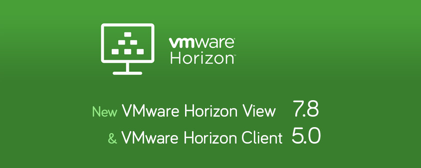 new vmware horizon