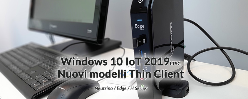 windows 10 IoT 2019 LTSC