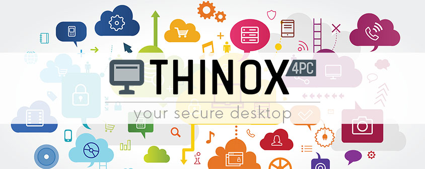 ThinOX4PC centralized management