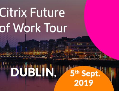 Citrix Future of Work Dublin
