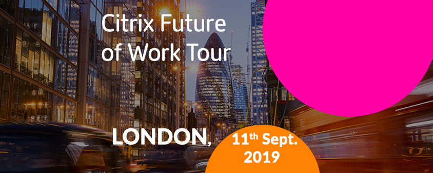 Citrix Future of Work London