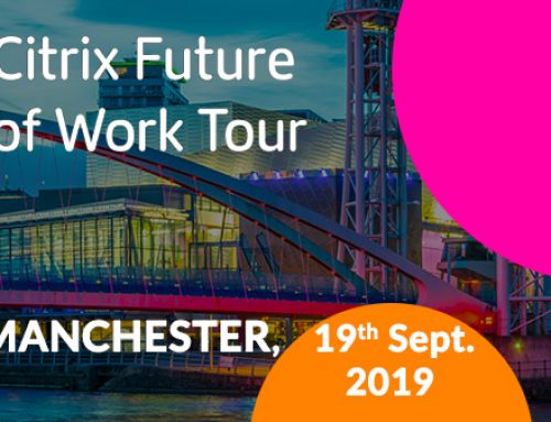 Citrix Future of Work Manchester