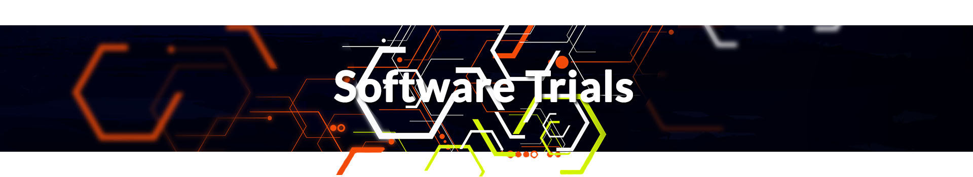 software trials
