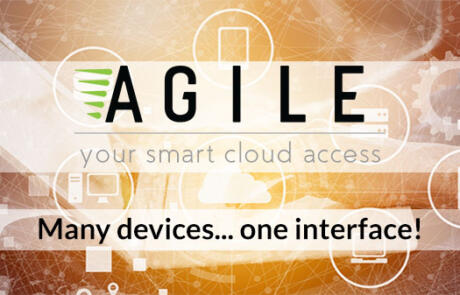 Uniform VDI interface across devices with Agile 2.6.5