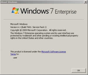 Migrating from Windows 7
