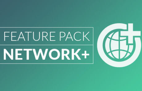 Network+ Pack: the third Feature Pack of the new Praim licensing