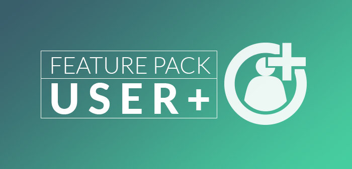 User+ Feature Pack
