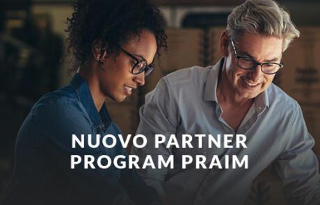 Ti presentiamo il nostro nuovo Partner Program!