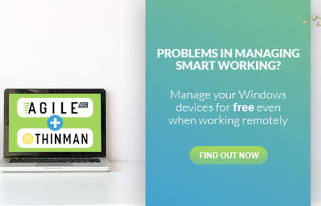 Problems in managing your smart working?
