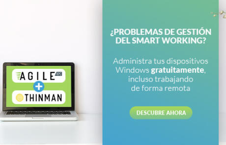 ¿Problemas de gestión del smart working?
