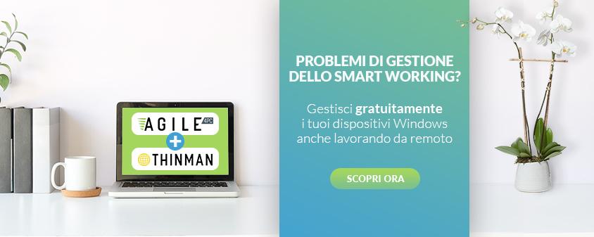 ThinMan e Agile4PC smart working
