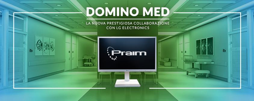 Domino MED partnership LG
