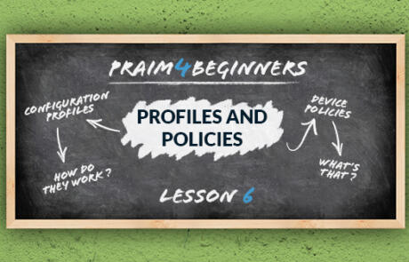 A beginner's guide to Praim's Profiles and Policies