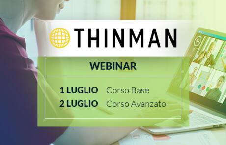 Due giornate di formazione ThinMan: gestione centralizzata per Thin Client e PC