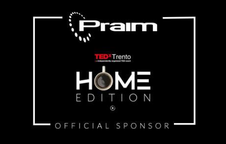 Praim supports TEDx Trento