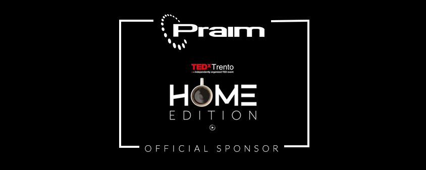 Praim sponsor TEDx Trento
