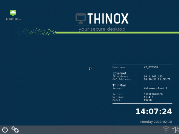 ThinOX4PC USB