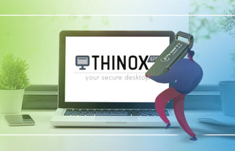 ThinOX4PC: access the virtual work environment quickly and securely